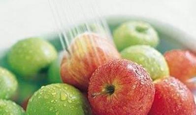 四个清洗苹果小窍门